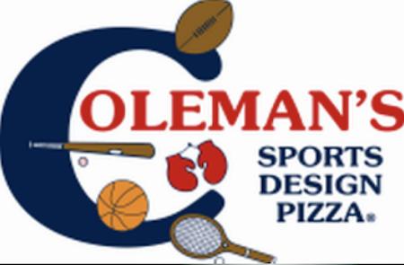 Colemans Sports Pizza